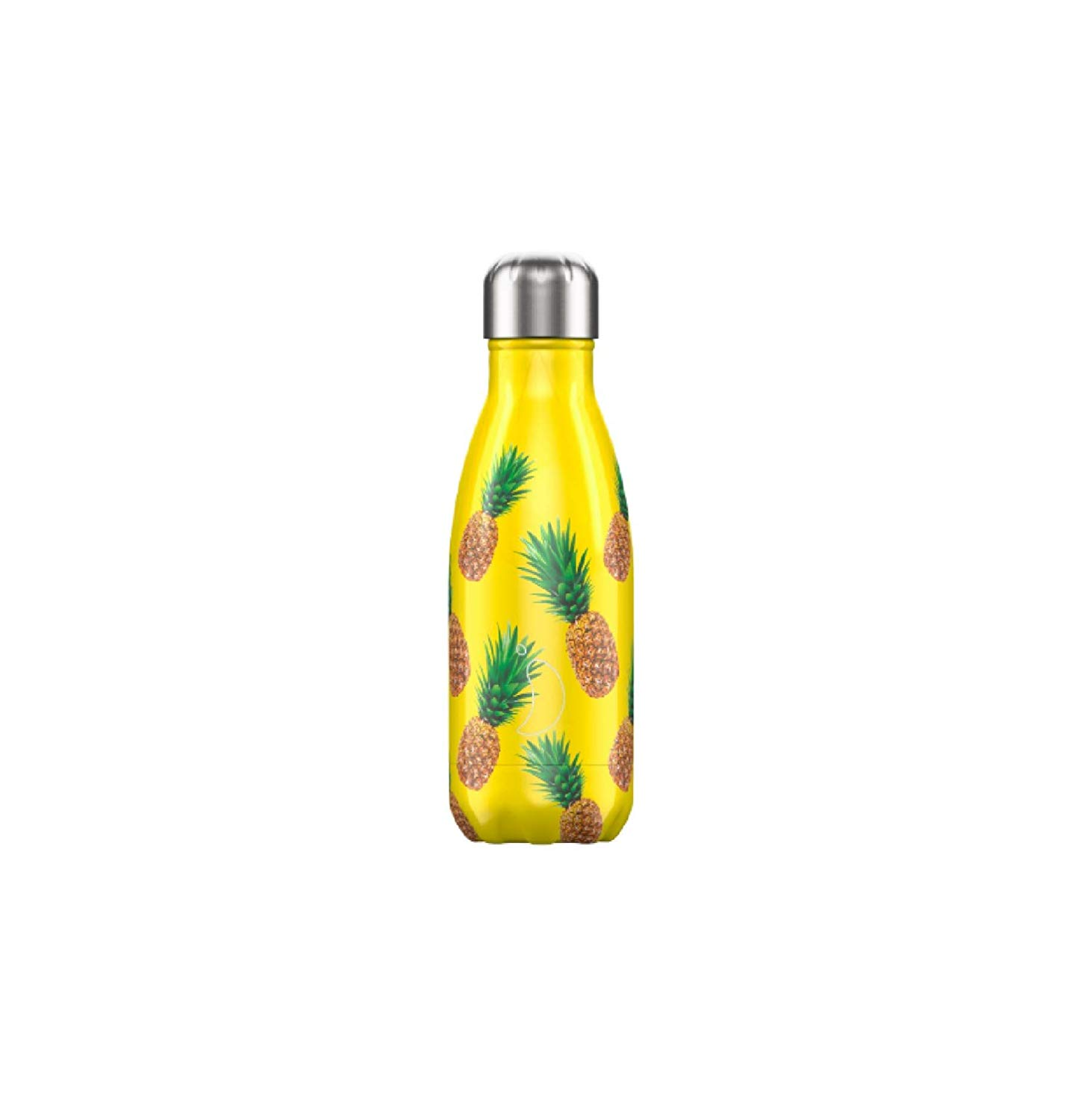 Chillys BOTELLA INOX PIÑAS 260 ml Botellas termicas