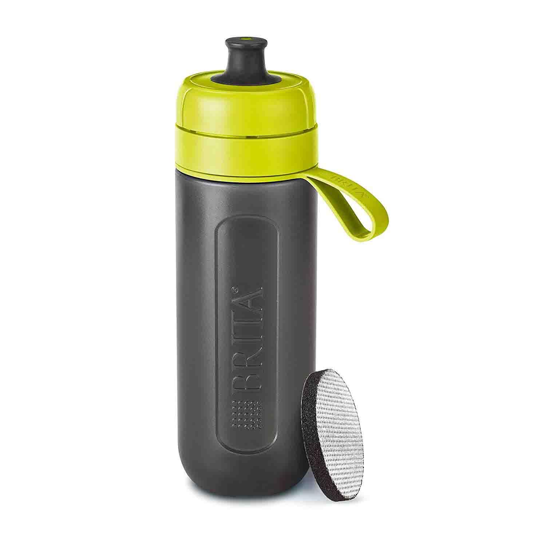 Botella con filtro brita deporte